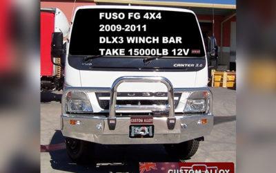 Fuso Canter Fg 4x4 2009 20011