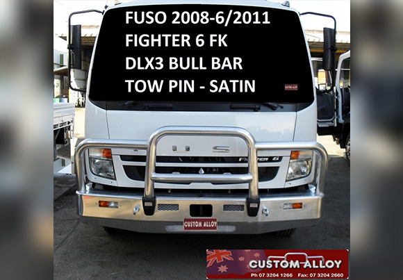 Fuso Fighter 6 Fk