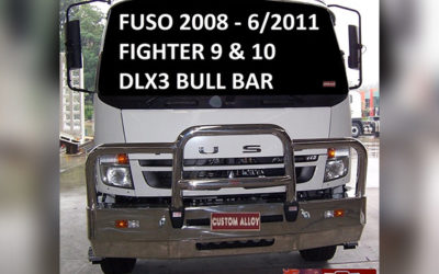 Fuso Fighter 9 & 10