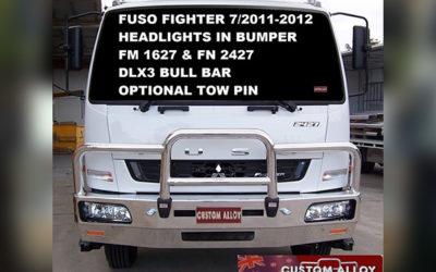 Fuso Fm1627 & Fn2427 2011 2012