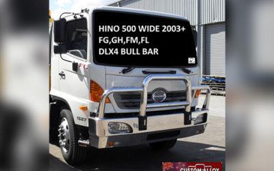 Hino 500 Series Fg, Gh, Fm, Fl