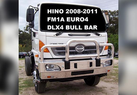 Hino 500 Series Fm1a