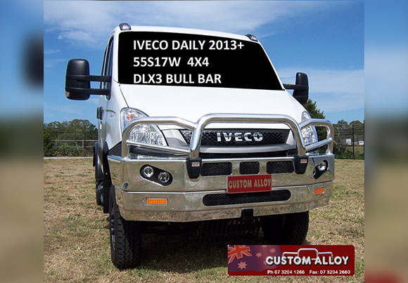 Iveco Dail Acm Polished Alloy