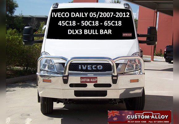 Iveco Daily Acm Ca Polished Alloy