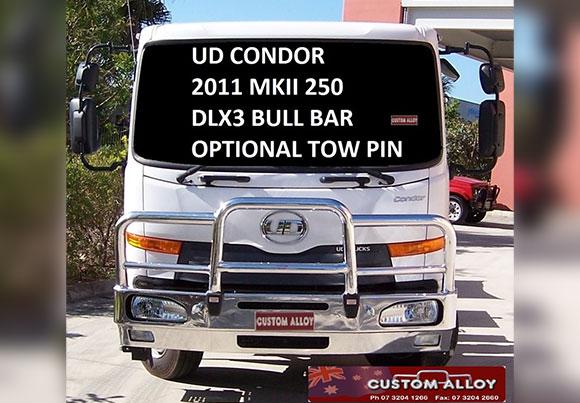 Ud Condor Mkii 250