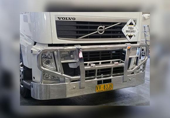 Volvo Fh Highway Bullbar 111