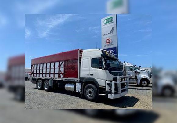 Freightliner Coronado 2011 Img1