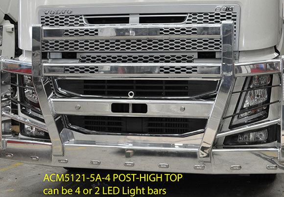 Acm5121 4 Post High Top 002