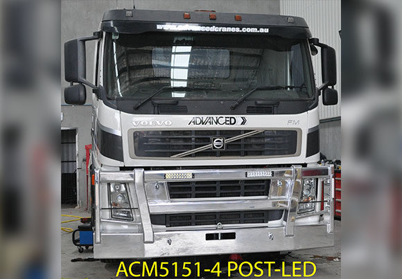 Acm5151 4 Post Volvo Fm Bullbar Single Headlight 017