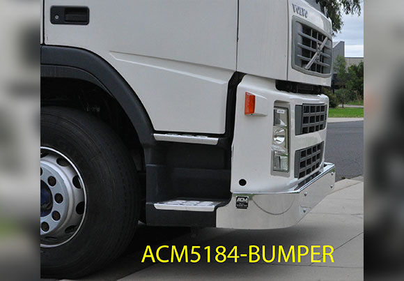 Acm5151 4 Post Volvo Fm Bullbar Single Headlight
