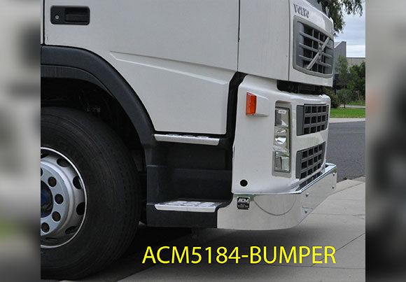 Acm5151 4 Post Volvo Fm Bullbar Single Headlight