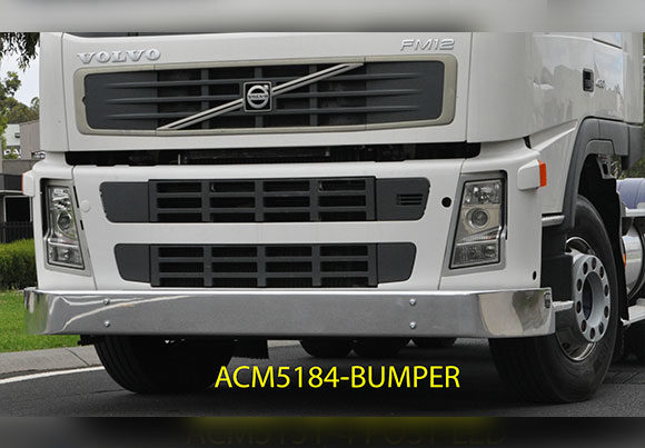 Acm5151 4 Post Volvo Fm Bullbar Single Headlight 0170