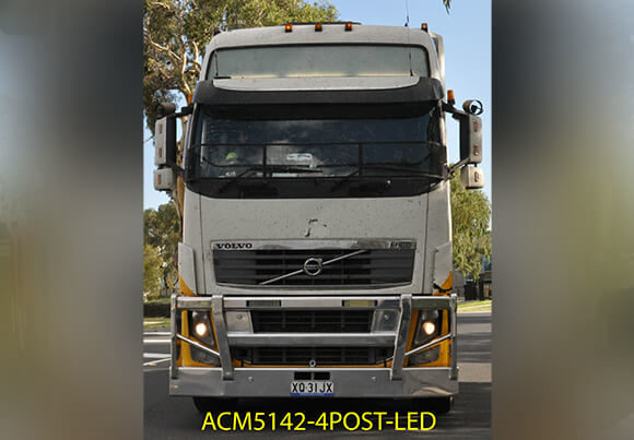Acm5142 4post Led Twin Headlight Volvo Fh 2009+ Text 002