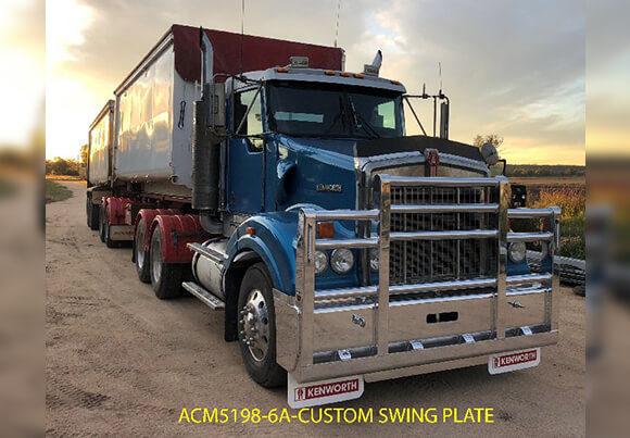 Acm5198 6a Custom Kenworth T404 Sar