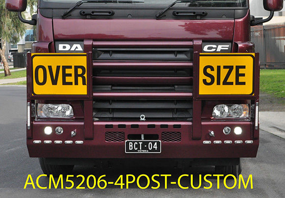 Acm5206 4post Oversize Daf Cf85 Supple 001 Close