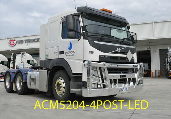 Acm5204 4post Led Bullbar Volvo Fm With No Acc Supple 002