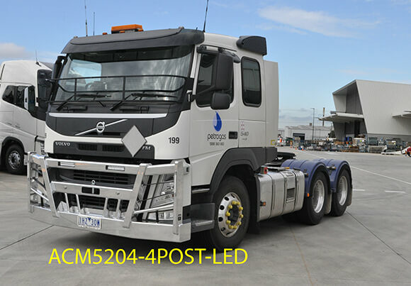 Acm5204 4post Led Bullbar Volvo Fm With No Acc Supple 008