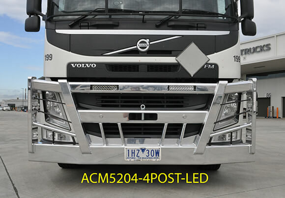 Acm5204 4post Led Bullbar Volvo Fm With No Acc Supple 014