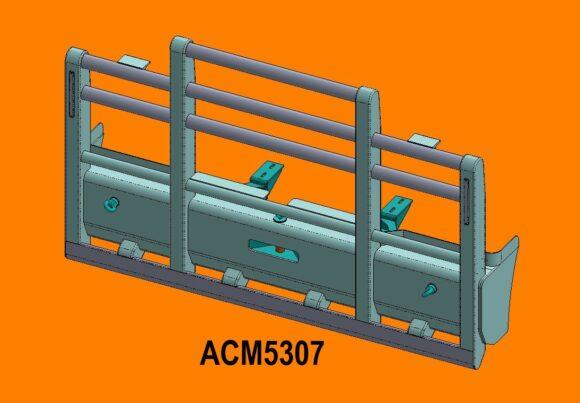 5307 Ra Western Star 4800 4900 08+ Bullbar Iso Front
