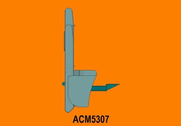 5307 Ra Western Star 4800 4900 08+ Bullbar Side