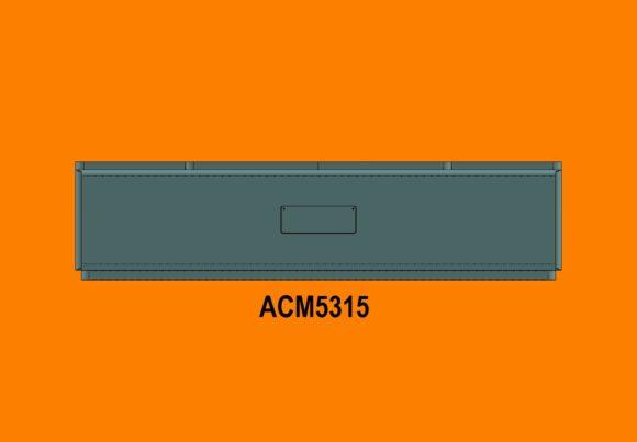 5315 Ra Ken T404sar Fixed Pin Bumper Front