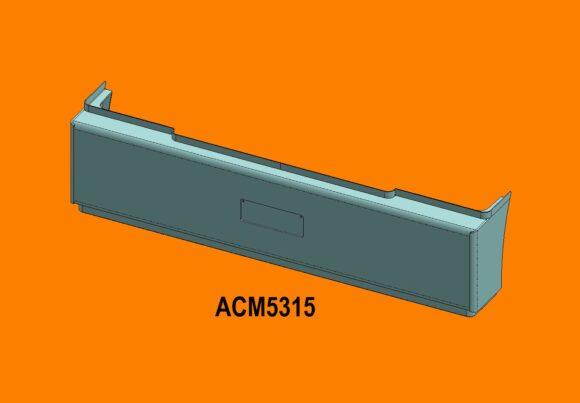 5315 Ra Ken T404sar Fixed Pin Bumper Front Iso