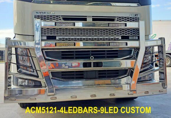 Acm5121 4 Post High Top 9led Custom 02