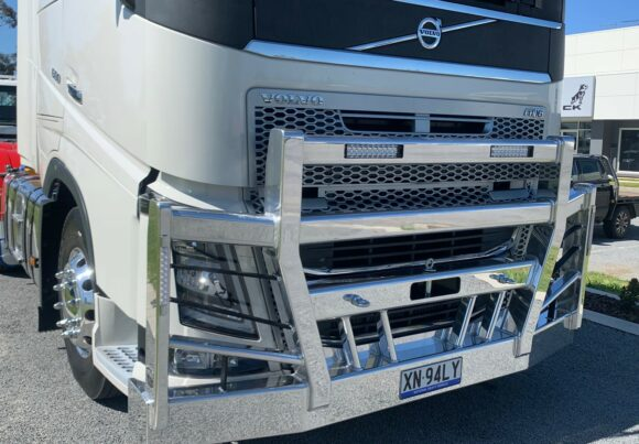 Acm5331 4post With 2 Stedi Lights Volvo Fh Text 3089