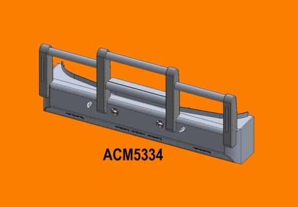 5334 Ra Isuzu Fv 96 03 Bullbar Front Iso