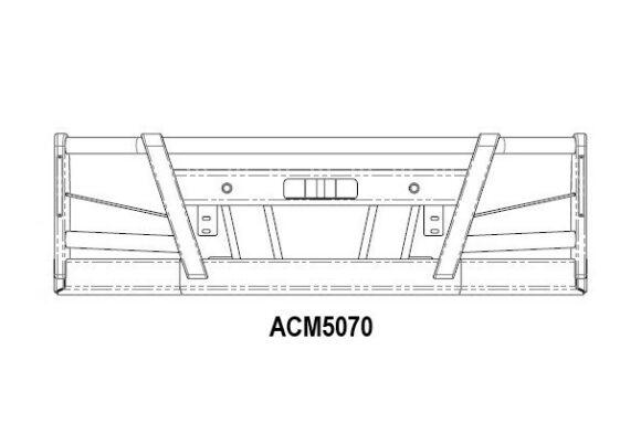 Acm5070 Volvo Fe 14+ Bullbar Front