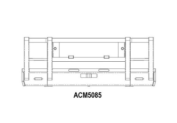Acm5085 Volvo Fm Fh 03 13 Bullbar 5a Low Profile Front