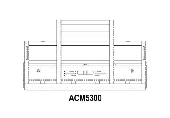 Acm5300 Mack Superliner Lt 6a Bullbar Front
