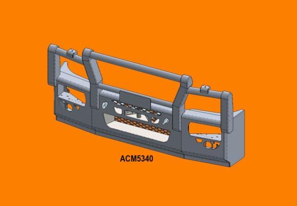 5340 Ra Iveco Eurocargo 09 15 Bullbar Front Iso