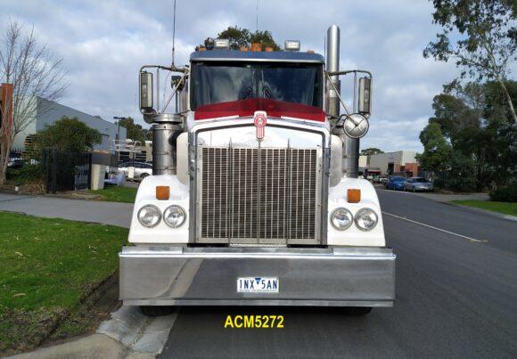 Acm5272 Kenworth T408sar T409sar Fixed Pin Bumper Front Web