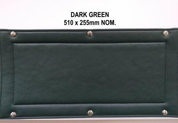 Dark Green Roadtrain Sign Cover