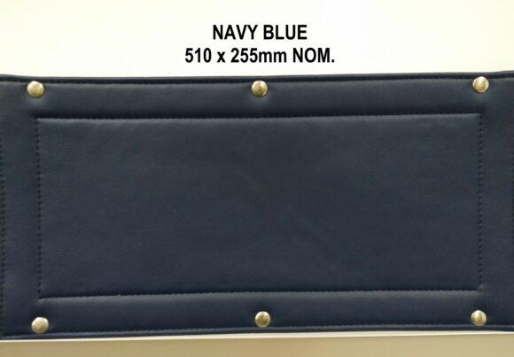 Navy Blue Roadtrain Sign Cover