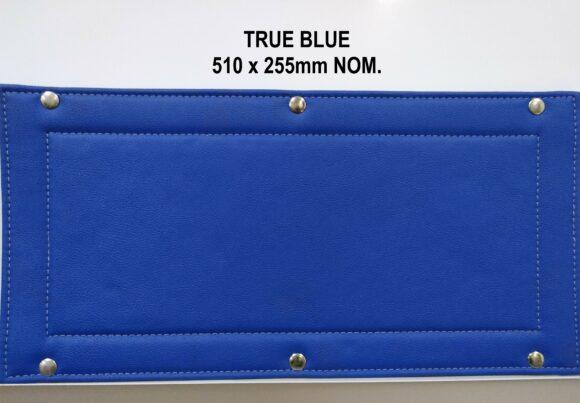 True Blue Roadtrain Sign Cover