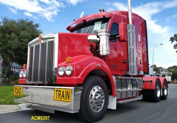 Acm5297 Kenworth T410sar T610sar Fixed Pin Bumper 24 Web