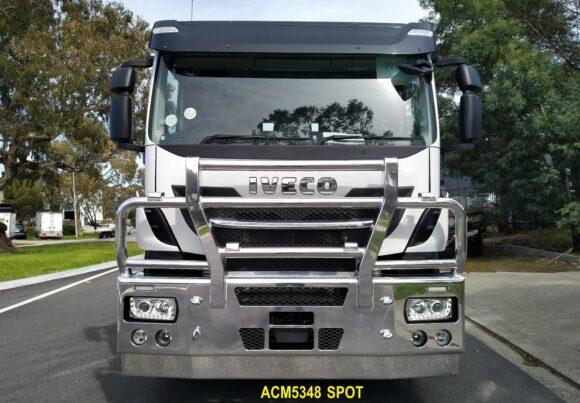 Acm5348 Spot 13+ Ad At 5ap Bullbar Replace Factory Steel Bumper 02 Web