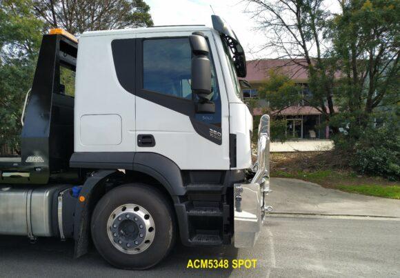 Acm5348 Spot 13+ Ad At 5ap Bullbar Replace Factory Steel Bumper 09 Web