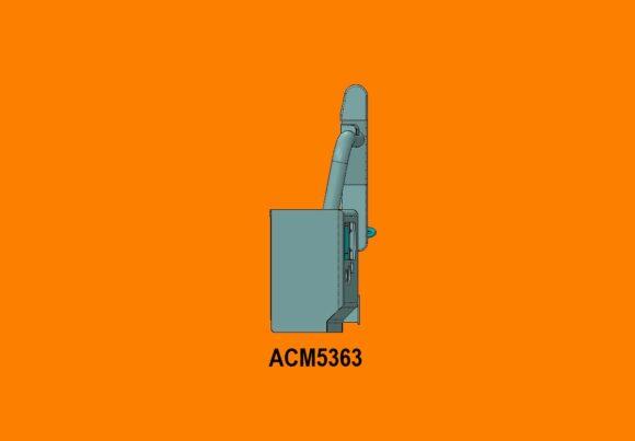 Acm5363 Eurocargo 16+ 5ap Bullbar Side
