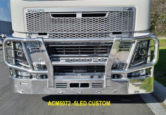 Acm5072 5ap Highway Bullbar 254 Beam 5 Led Main Beam 05 Web